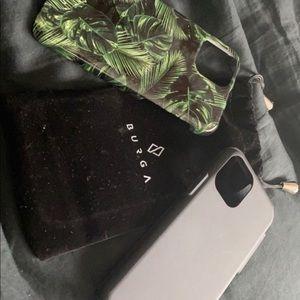 IPhone 11 Pro BURGA Palm Trees Phone Case